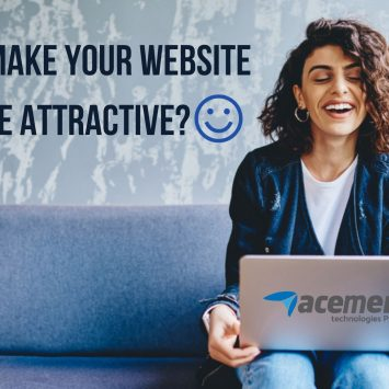 How to make your website more attractive?