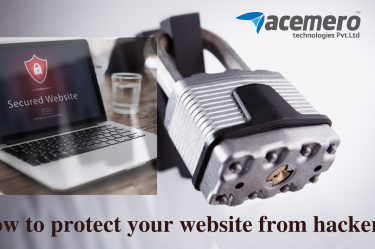Secured Website | Lock | Acemero Technologies