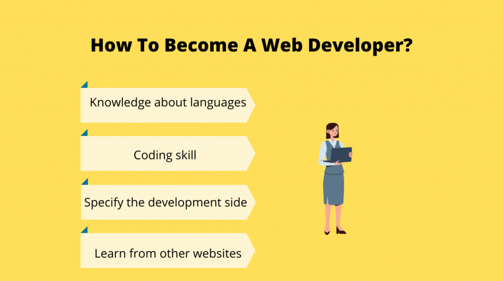 How to became a web developer
