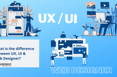 Difference between UI,UX and Web designer - Hybrid MLM Software